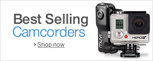 Amazon.com: Best Selling Camcorders