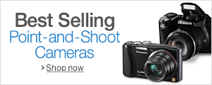Amazon.com: Best Selling Point-and-Shoot Cameras