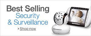 Amazon.com: Best Selling Security & Surveillance