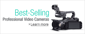 Best-Selling Professional Video Cameras