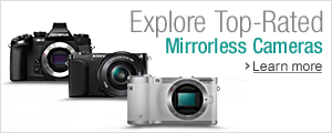 Amazon.com: Top Rated Mirrorless Cameras