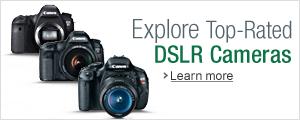 Amazon.com: Top Rated DSLR Cameras