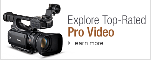 Amazon.com: Top Rated Professional Video Camcorders