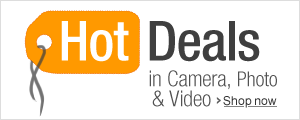 Deals in Camera, Photo & Video