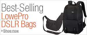 Best Selling LowePro Bags