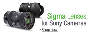 Sigma Lenses for Canon Cameras