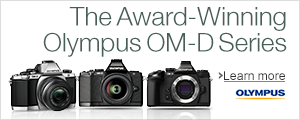Olympus OM-D Compact System Cameras