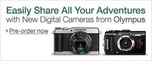 New Olympus Digital Cameras