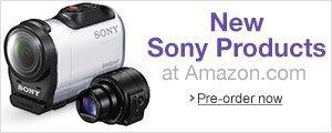 New from Sony