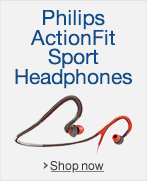 Philips ActionFit Sports Headphones