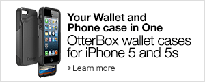 Your Wallet and Cell Phone Case in One