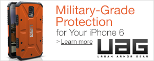Urban Armor Gear iPhone 6 Case