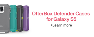 OtterBox Cases for Samsung Galaxy S5