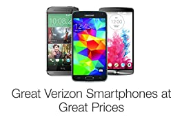 Verizon Contract SmartPhones