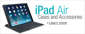 iPad Air Cases and Accessories
