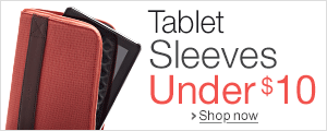 Tablet Sleeves Under $10