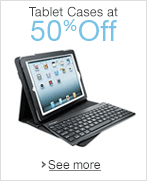 Tablet Cases at 50% Off