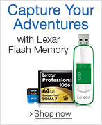 Lexar Flash Memory
