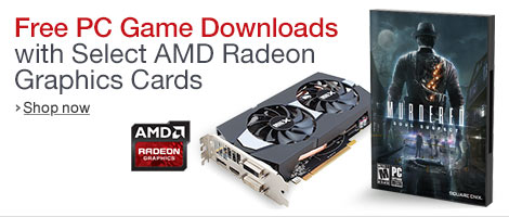 Free PC Game Downloads with Select AMD Radeon Graphics Cards