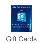 PlayStation Store Gift Card Downloads