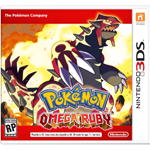 Pokemon Omega Ruby for Nintendo 3DS