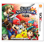 Super Smash Bros on Nintendo 3DS