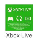 Downloadable Xbox Live Memberships