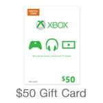 Xbox $50 Code