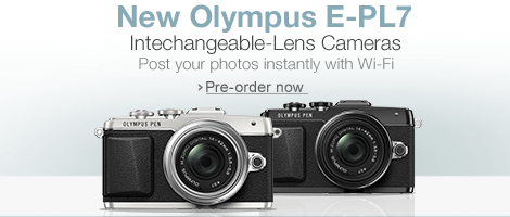 New from Olympus