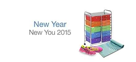 New Year, New You 2015