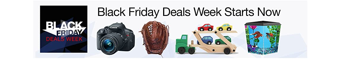 Black Friday Deals Week Starts Now