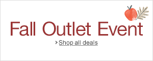 Fall Outlet Event 2014