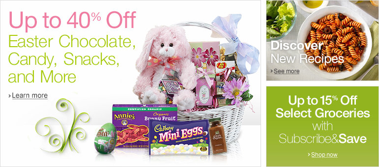 Easter Candy, Chocolate, and Gifts