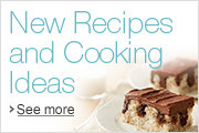 Recipes and Cooking Ideas