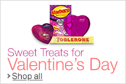 Sweet Treats for Valentines Day