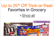 Halloween Candy 15% Off