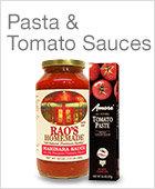 Pasta & Tomato Sauces