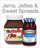 Jams, Jellies & Sweet Spreads