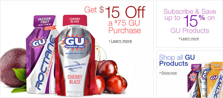 Save on GU