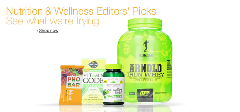 Nutrition & Wellness Editors' Picks: See what we're trying
