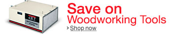Save on Woodworking Tools