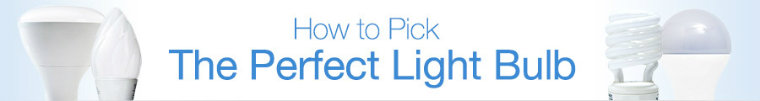 How to Pick the Perfect Light Bulb