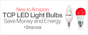 TCP LED Light Bulbs
