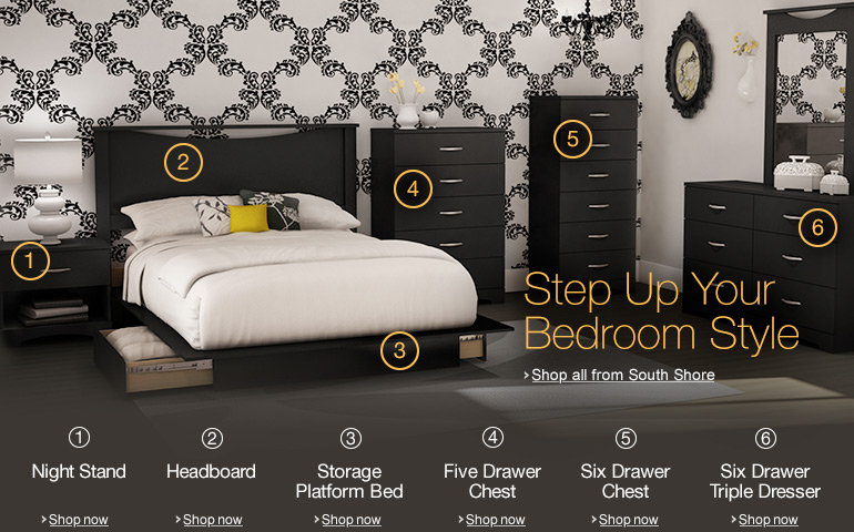 Step Up Your Bedroom Style