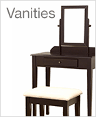 Vanities and Vanity Benches