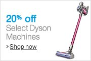 Save on Dyson Machines