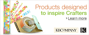 Products Designed to Inspire Crafters, KandCompany