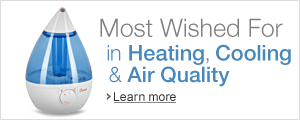 Most Wished For in Heating, Cooling & Air Quality