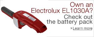 Electrolux EL 1030A Battery