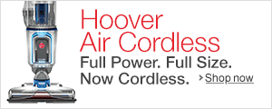 New from Hoover: Air Cordless 3.0 Vacuum